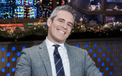 Andy Cohen Is Having A Baby. Everyone But The Baby Rejoices.